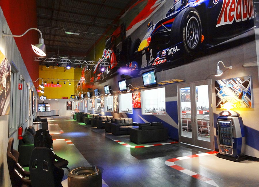 K1 speed santa clara location for Academy for salon professionals santa clara