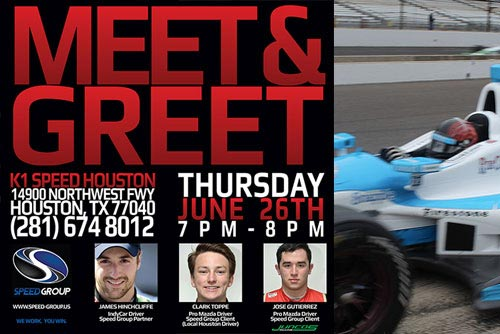 Speed Group Meet and Greet