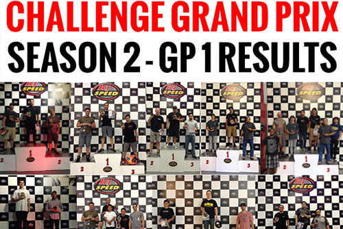 Season 2 GP1 Results